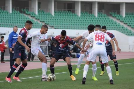 Botola Inwi D1, le Hassania décroche enfin sa première victoire de la saison