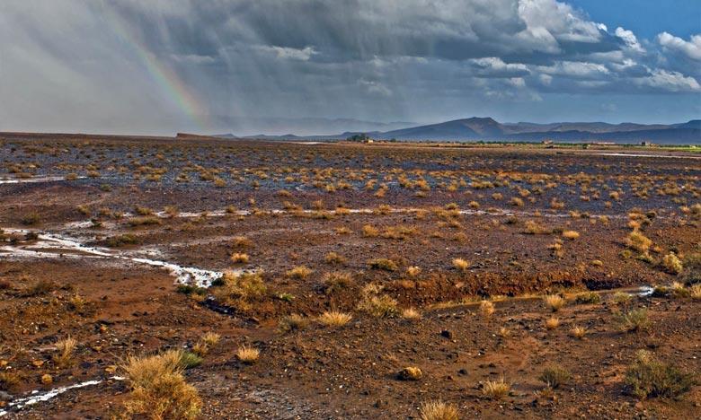 La DGM prévoit pour la journée de ce samedi, un temps pluvieux sur l'Atlas, le Saïss, l'Oriental et par endroits sur les côtes nord et l'intérieur du Gharb. Ph : DR