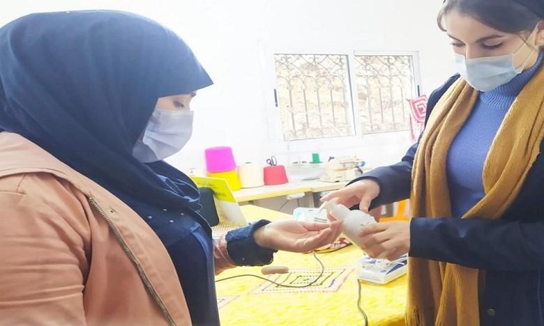 «SALAMA au travail» appuie la femme rurale dans la Région Fès-Meknès