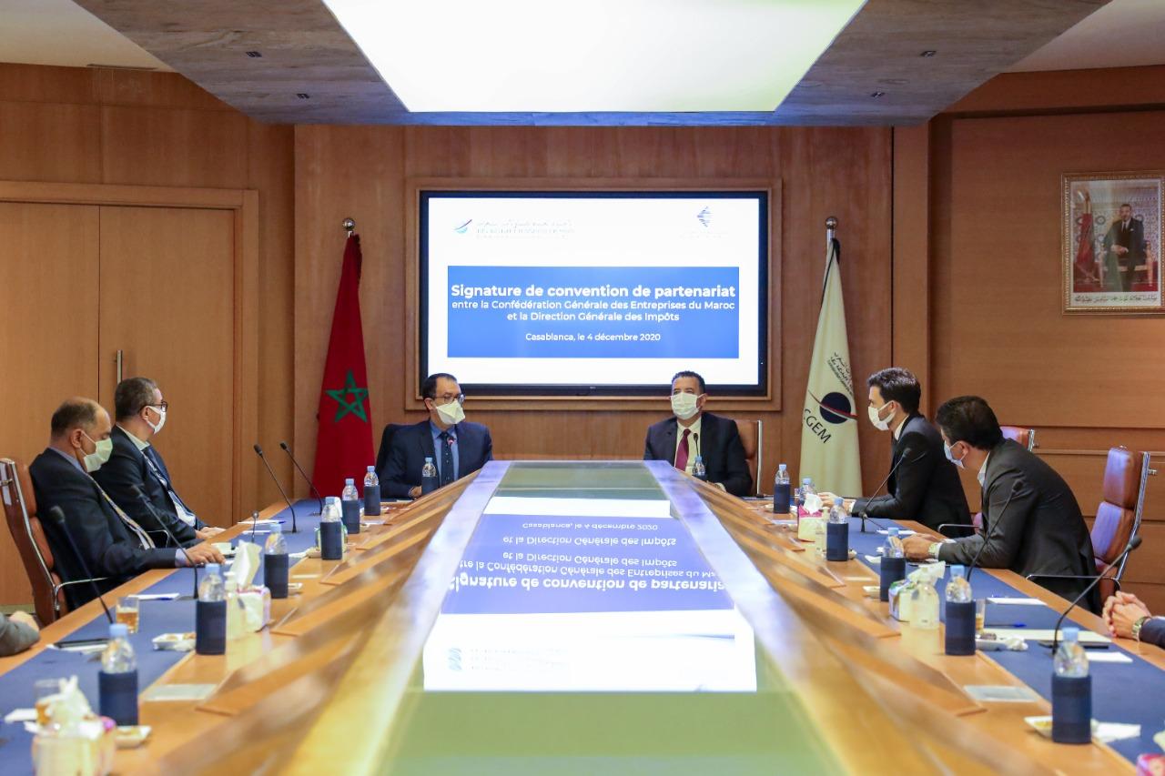La CGEM et la DGI s'associent pour réduire les litiges entre l'Administration fiscale et les entreprises