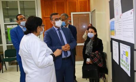 Un service de médecine de travail inauguré à Casablanca