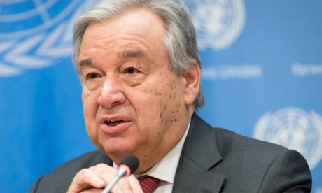 Le Chef de l'ONU appelle à une réforme du Conseil de sécurité