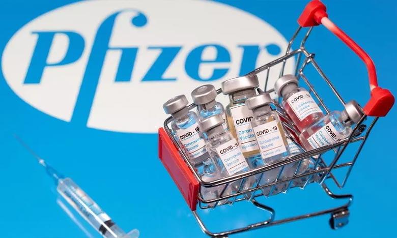 """Le Royaume-Uni est le premier pays au monde à autoriser le vaccin contre le Covid-19 de l'allemand BioNTech et du géant américain Pfizer, qui sera disponible dans le pays dès """"la semaine prochaine. Ph :  AFP"""