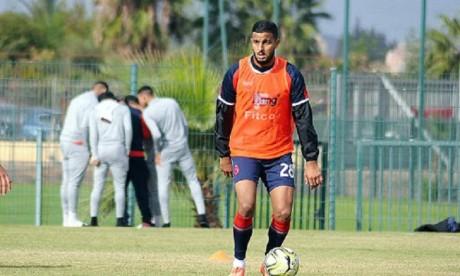 Le défenseur Ayoub El Moudden prêté à l'OCS pour une saison