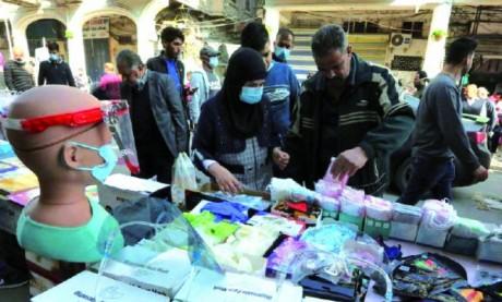 La crise économique supplante la peur du virus