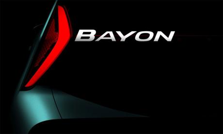 En tant que dernier-né de la gamme des SUV de Hyundai en Europe, Bayon viendra se positionner aux côtés de Kona, Tucson, Nexo et Santa Fe.