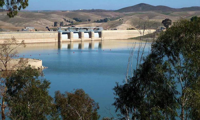 Les retenues des principaux barrages nationaux ont atteint, au 2 décembre, plus de 5,54 milliards de mètres cubes, soit un taux de remplissage de 35,6%. Ph : DR
