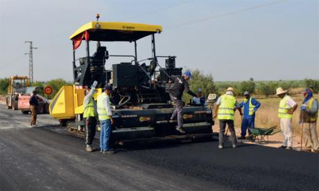 425 millions de DH pour  le renforcement  des infrastructures routières