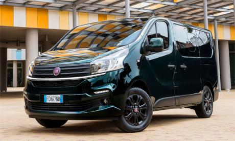 Fiat Professionnel Maroc lance le Talento