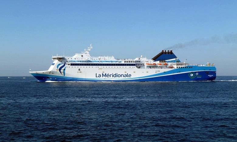 Marseille-Tanger Med : Le 1er navire de La Méridionale arrive aujourd'hui