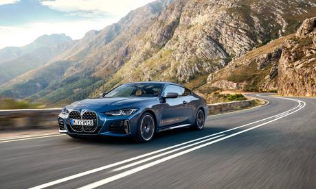 THE 4 : Lancement de la nouvelle BMW Série 4 Coupé