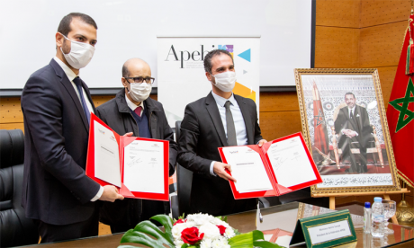 Digitalisation : Le CRI et l'APEBI signent  un mémorandum d'entente