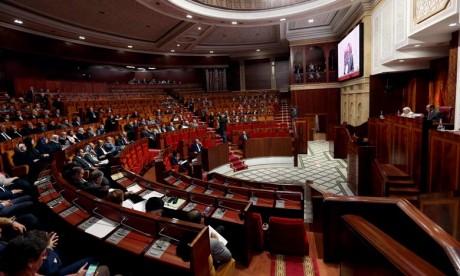 Chambre des représentants: Le dossier de l'intégrité territoriale au centre de la séance de politique générale