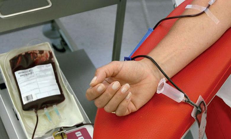 Une campagne de don de sang à l'ENCG