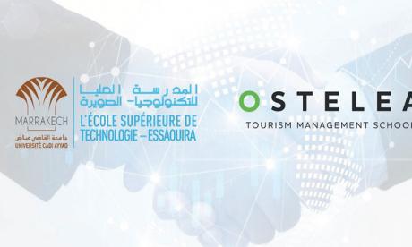 Ostelea Tourism Management School et l'École supérieure  de technologie d'Essaouira  s'associent