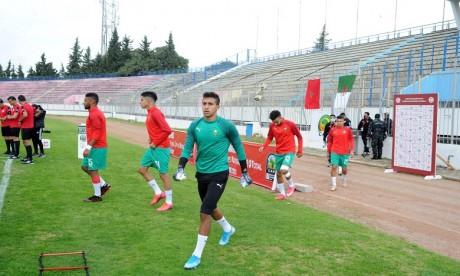 Pour leur entrée en lice, les Lionceaux s'imposent face à l'Algérie