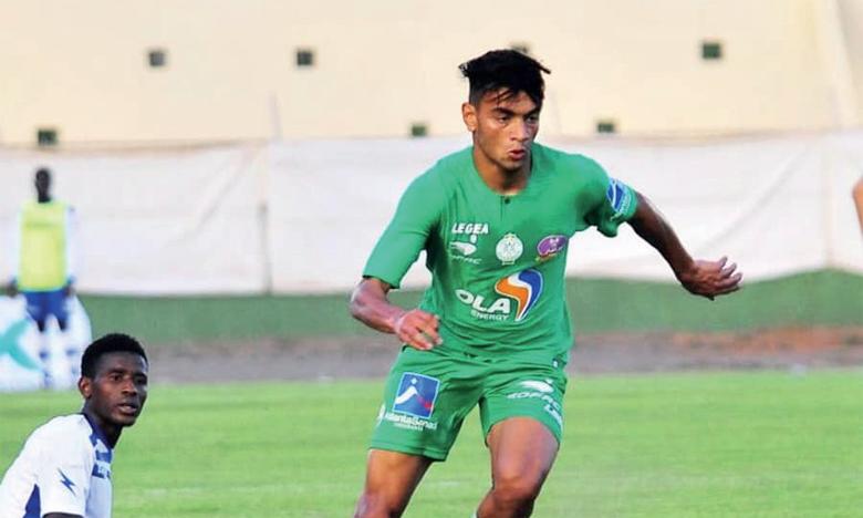 Le jeune Abdelilah Madkour (défenseur arrière droit) ne cesse de confirmer son énorme potentiel, match après match.