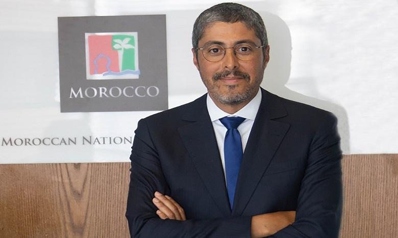 Adel El Fakir, directeur général de l'ONMT.