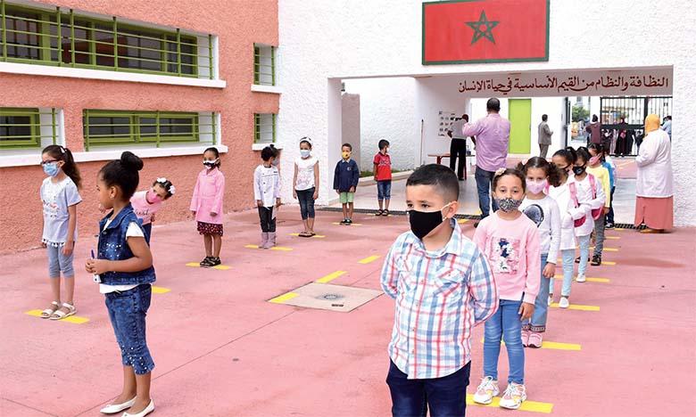 Impact du Coronavirus sur la situation des enfants: Le HCP et l'UNICEF dévoilent les résultats de leur enquête