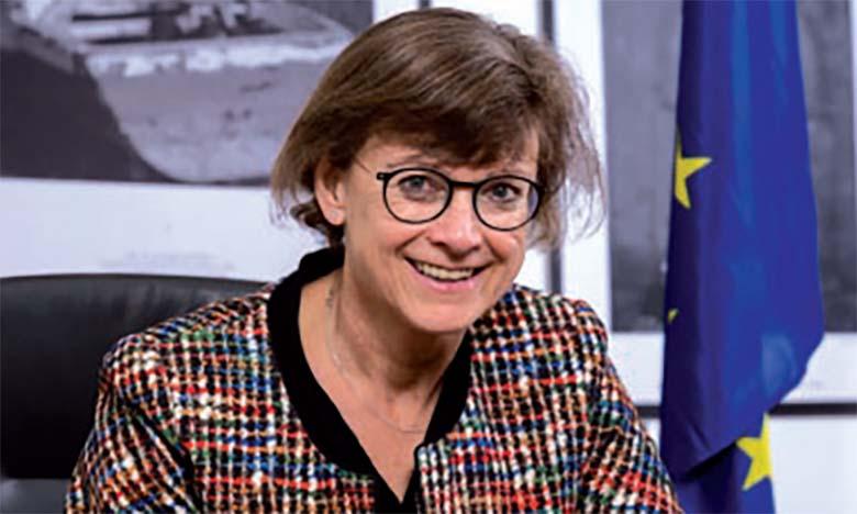Claudia Wiedey.