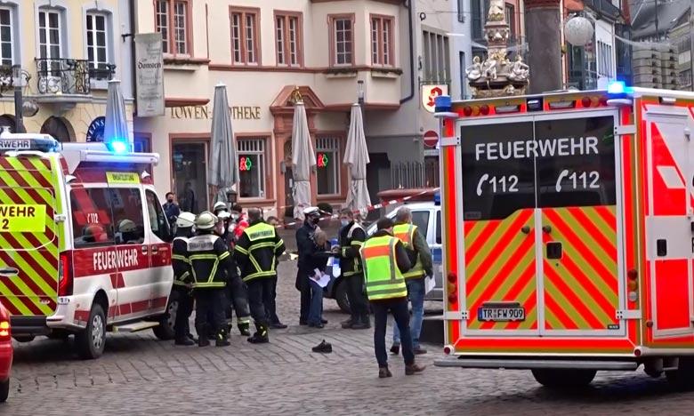 La police exclut à ce stade l'hypothèse d'un motif politique, terroriste ou religieux. Ph : AFP