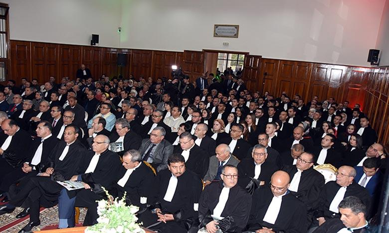 Le nouvel institut ambitionne de former les avocats de Béni Mellal à l'utilisation de la plateforme d'échange électronique des avocats. Ph : DR.