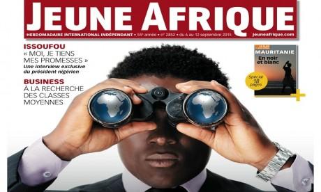 """Le groupe média """"Jeune Afrique"""" taille dans ses effectifs"""