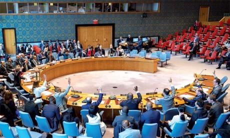 Les États-Unis exposent, pour la première fois devant le Conseil de sécurité, le bienfondé et la justesse de la Proclamation américaine reconnaissant la pleine et entière souveraineté du Maroc sur ses provinces du Sud