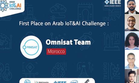 L'Arab IoT & AI Challenge revient à Omnisat