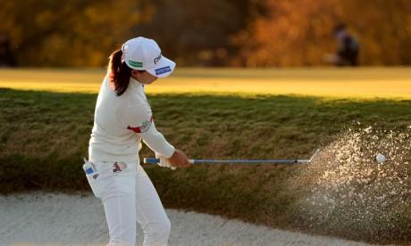 Golf: La Japonaise Shibuno en tête de l'US Open féminin