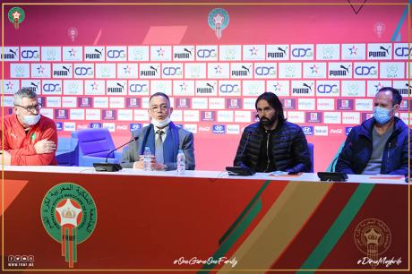 La FRMF officialise la nomination de Reynald Pedros au poste de sélectionneur de l'équipe nationale féminine