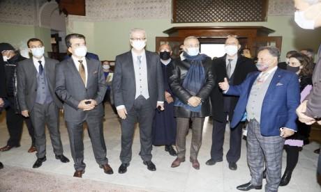 L'ICESCO et la FNM posent la première pierre du Musée du patrimoine immatériel de Marrakech
