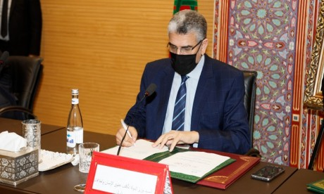 L'ICESCO et le ministère d'Etat chargé des droits de l'homme partenaires