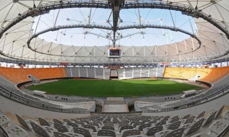 Foot: le stade Unico de La Plata renommé Diego Armando Maradona