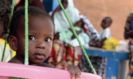 Appel à la mobilisation pour soutenir l'enfance