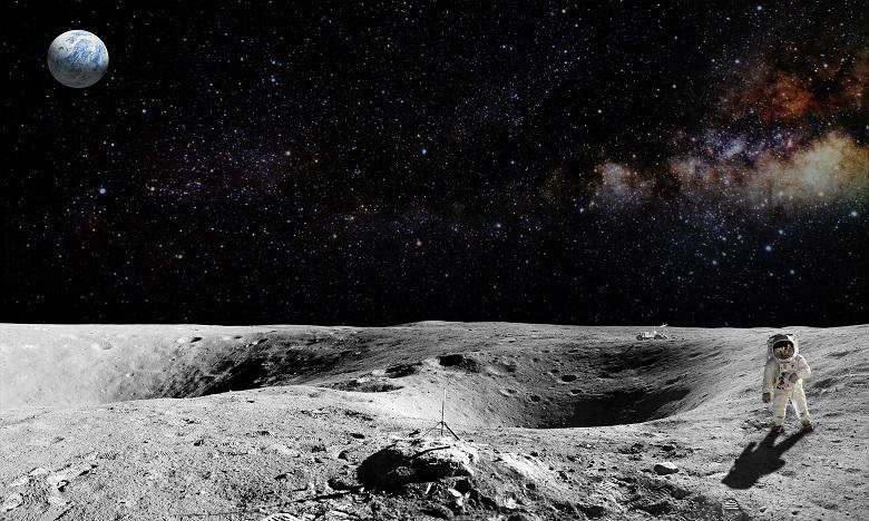 La Nasa achète de la poussière lunaire pour 1 dollar