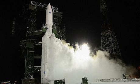 Russie : lancement réussi d'une fusée Angara de nouvelle génération