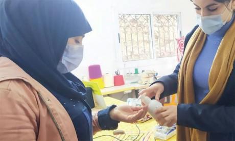 «Salama au Travail» appuie la femme rurale dans la région de Fès-Meknès