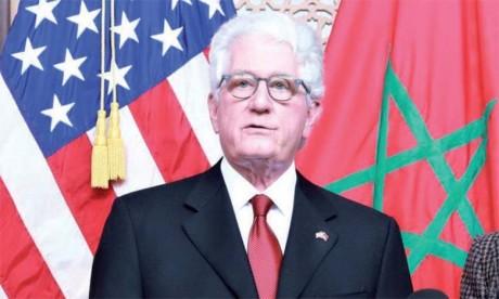 L'ambassadeur américain au Maroc souligne la coopération «robuste et de longue date» entre Rabat et Washington