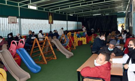 L'APAEI dresse le bilan de la situation des enfants  à besoins spécifiques