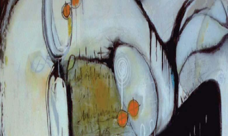 Hassan Kouhen oscille entre différents styles, tout en gardant sa propre touche