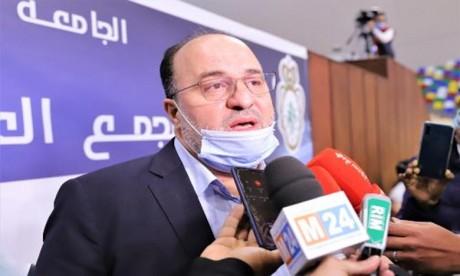 Mustapha Aourach élu président de la FRMBB