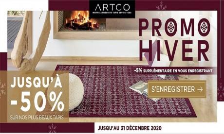 ARTCO lance son site e-commerce
