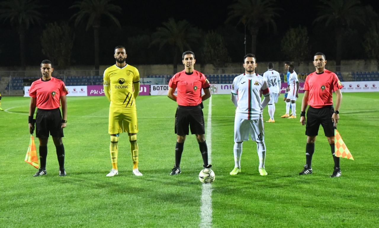 Botola Inwi D1: Pour son retour à l'élite, le Maghreb de Fès bat l'AS FAR