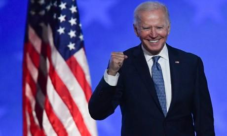 Etats-Unis : Biden présente les membres de son équipe chargée du climat