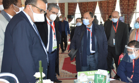 Les produits du terroir marocain à l'honneur