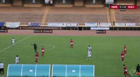 Ligue des champions : mauvaise opération du WAC qui chute face au Stade malien