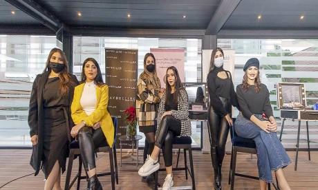 """Lancement de la 1re édition de """"Influencer make-up challenge 2020"""""""