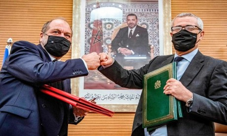 Le Maroc et la France signent un accord relatif à la prise en charge des mineurs non accompagnés