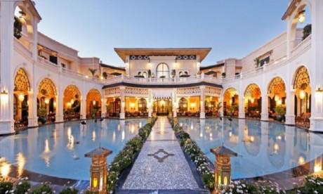 Marrakech: Le Palais Ronsard reçoit le Prix Versailles du plus beau restaurant du monde